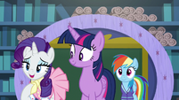 """Rarity """"our day of fun was hard to plan"""" S8E17"""