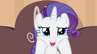 Rarity 'Perhaps even better than the last!' S4E08