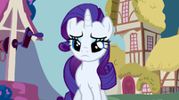 Rarity Front View S3E11