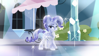 Rarity magnificent crystal form S3E1