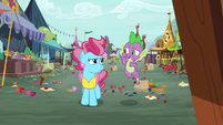 "Spike ""might have been an improvement"" S9E23"