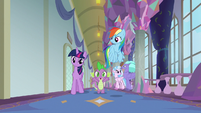 """Spike sings """"all creatures great and small"""" S8E2"""