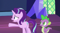 """Starlight Glimmer """"the map's only ever sent us"""" S7E26"""