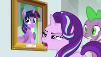 Starlight determined to not let Twilight down S8E15