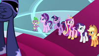 """Twilight """"we experienced it first-hoof"""" S8E25"""