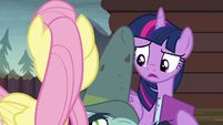"Twilight Sparkle ""I'm starting to think"" S5E23"