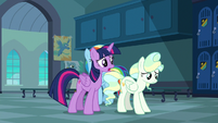 """Twilight Sparkle """"now you're both in trouble"""" S6E24"""