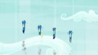 Wonderbolts in a steady climb S6E7