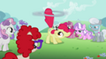 201px-S2E06 Apple Bloom spinning the hoop