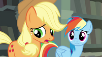 "Applejack ""I knew I had to be honest"" S4E25"