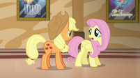 """Fluttershy """"your history with Flim and Flam"""" S6E20"""