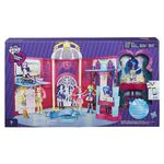 Friendship Games Canterlot High Playset packaging