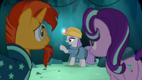 Maud Pie answers plainly -tapping- S7E24