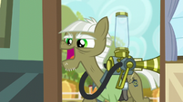 """Pest pony """"It means I can retire!"""" S5E04"""