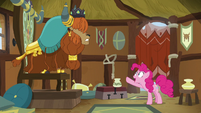 "Pinkie Pie ""better than before!"" S8E2"