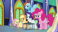 """Pinkie Pie """"possibly make you think that"""" S9E26"""
