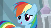 "Rainbow ""nothing to get too excited about"" S6E13"