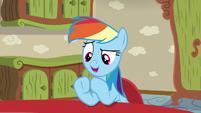 Rainbow Dash 'Square Clouds' S6E11