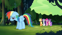 Rainbow loses sight of her self-worth S4E04