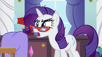 "Rarity ""this is not your boutique!"" S5E14"