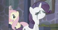 S05E02 Rarity płacze