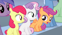 """Scootaloo """"but he wouldn't listen"""" S4E24"""