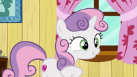 Sweetie Belle --I just love to sing!-- S6E19