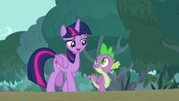 """Twilight """"can't imagine they wouldn't show up"""" S9E18"""