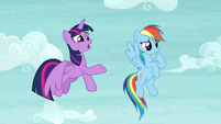 """Twilight """"he does seem to be moving a little slowly"""" S5E5"""