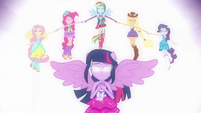 """Twilight """"here and in Equestria"""" EG"""