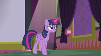 Twilight --like to be able to get through the whole speech-- S5E25