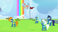 """Windy Whistles """"you guys were great, too!"""" S7E7"""
