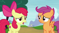 """Apple Bloom """"but we can't"""" S7E6"""