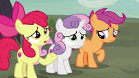 """Apple Bloom """"even after we messed it up?"""" S7E8"""