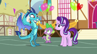 Ember embarrassed to get Starlight's name wrong S7E15