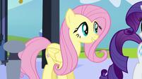 Fluttershy close up S03E11