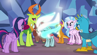 Ocellus changing back to normal S9E3