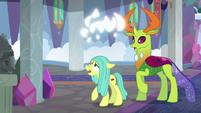 Ocellus transforms into a plain pony S8E1