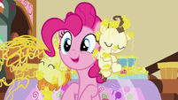 """Pinkie Pie """"because it would take forever"""" S7E19"""