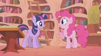 "Pinkie Pie ""improve MY attitude?"" S1E05"