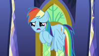 "Rainbow ""doesn't mean I don't feel it"" S9E26"
