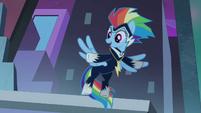 Rainbow Dash -I was already awesome- S4E06