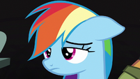 Rainbow Dash losing hope S6E13