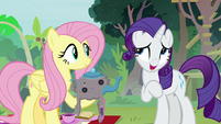"""Rarity """"I may have asked"""" S8E4"""