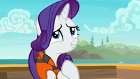 "Rarity ""that is so sweet"" S6E22"