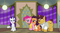"""Rarity """"we helped save the restaurant"""" S6E12"""