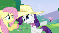 Rarity begins to derp S2E25