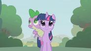 S01E09 Twilight i Spike na spacerze