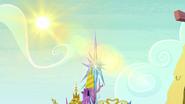 S05E22 Słońce nad zamkiem Twilight