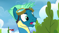 """Sky Stinger """"what did you say?"""" S6E24"""